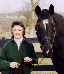 Barb Schmidt of Bridlewood Farm